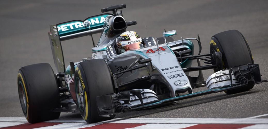 Mercedes F1 W06 Hybrid, Foto: Daimler