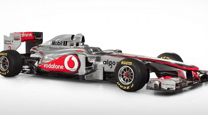 "<span class=""entry-title-primary"">McLaren-Mercedes MP4-26, 2011</span> <span class=""entry-subtitle"">Vodafone McLaren Mercedes - Temporada 2011</span>"