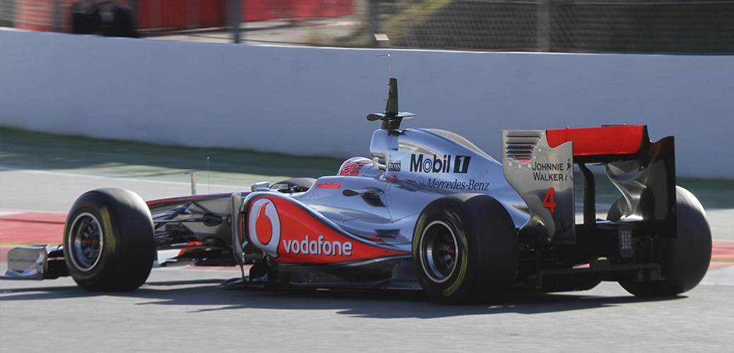 McLaren-Mercedes MP4-26, 2011, Foto Gil Abrantes, Creative Commons 2.0