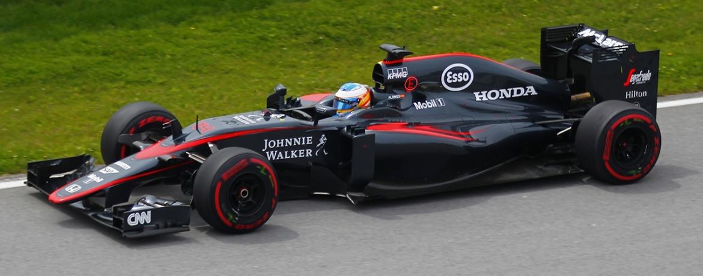 McLaren-Honda MP4-30, Fernando Alonso en el Gran Premio de Canadá, Foto: Paul-Émile Poulin-Jacques CC2.0