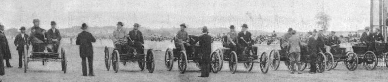 Automovilismo Histórico, Carrera de Providence, Rhode Island, 1896