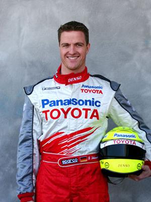 Ralf Schumacher, Foto: Toyota