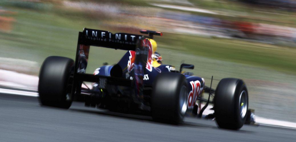 Red Bull-Renault RB7, Sebastian Vettel, GP de Barcelona. Foto: Getty Images / Red Bull Content Pool