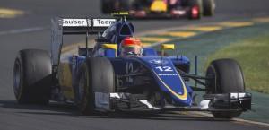 Sauber-Ferrari C34, Foto: Sauber Motorsport AG