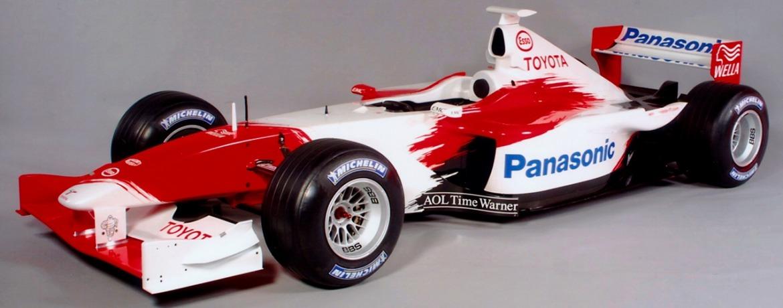 Toyota TF102, Foto: Toyota