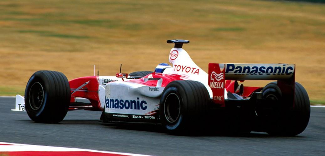 Toyota TF103, Foto: Toyota Motorsport GmbH