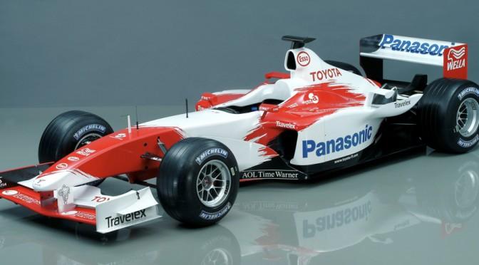 "<span class=""entry-title-primary"">Toyota TF103, 2003</span> <span class=""entry-subtitle"">Panasonic Toyota Racing - Temporada 2003</span>"