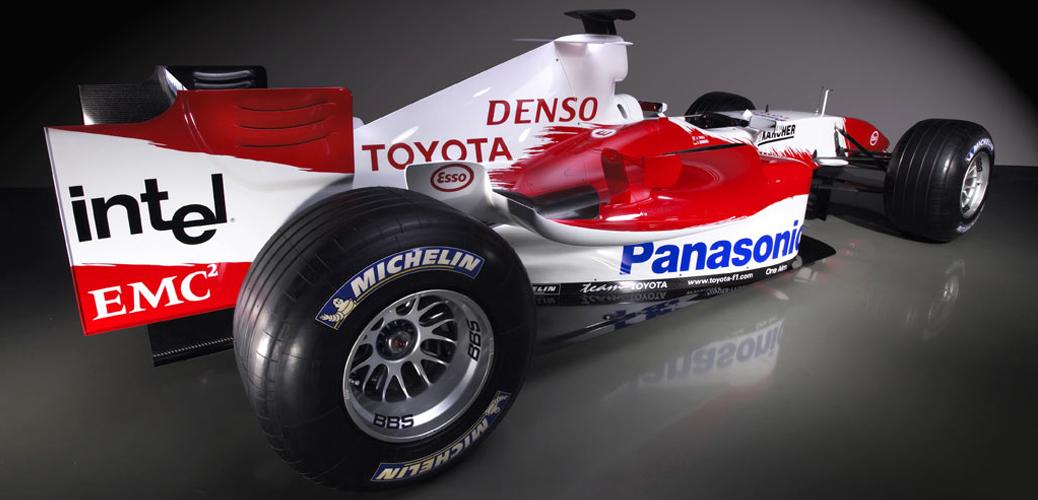 Toyota TF105, Foto: Toyota Motorsport GmbH