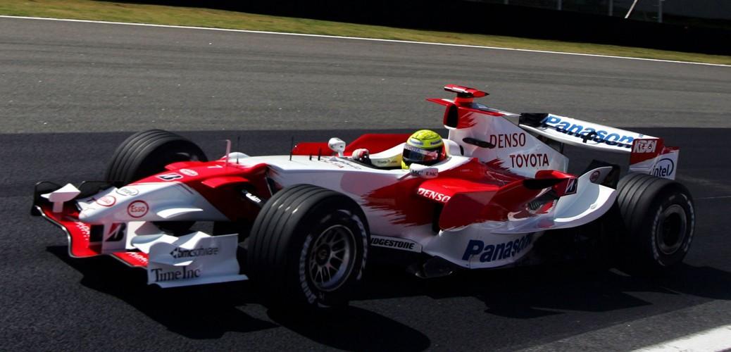 Toyota TF106, Foto: Toyota Motorsport GmbH