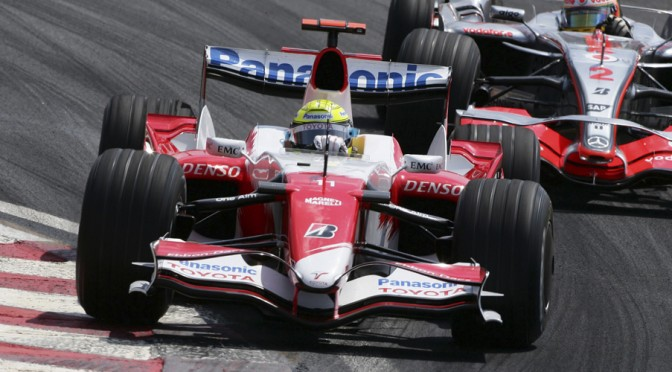 "<span class=""entry-title-primary"">Toyota TF107, 2007</span> <span class=""entry-subtitle"">Panasonic Toyota Racing - Temporada 2007</span>"