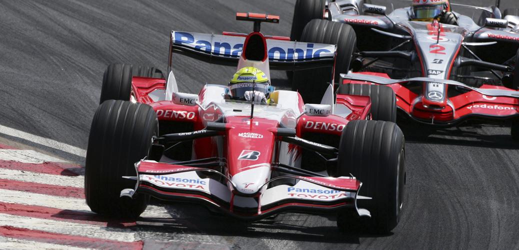Toyota TF107, Foto: Toyota Motorsport GmbH