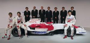 Toyota TF108, Foto: Toyota Motorsport GmbH