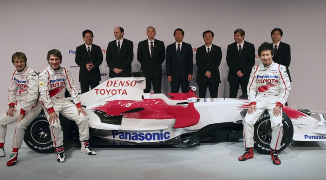 "<span class=""entry-title-primary"">Toyota TF108, 2008</span> <span class=""entry-subtitle"">Panasonic Toyota Racing - Temporada 2008</span>"