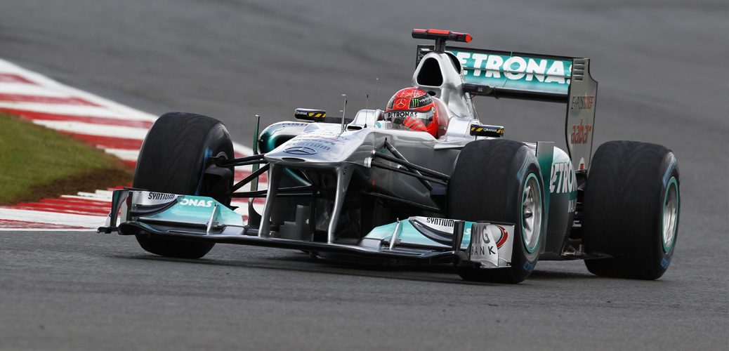 Mercedes MGP W02. Clasificación GP de Gran Bretaña, Foto: Mercedes, Wolfgang Wilhelm