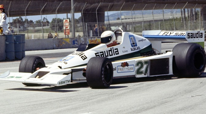 "<span class=""entry-title-primary"">Williams-Ford FW06, 1978</span> <span class=""entry-subtitle"">Williams Grand Prix Engineering- Temporada 1978</span>"