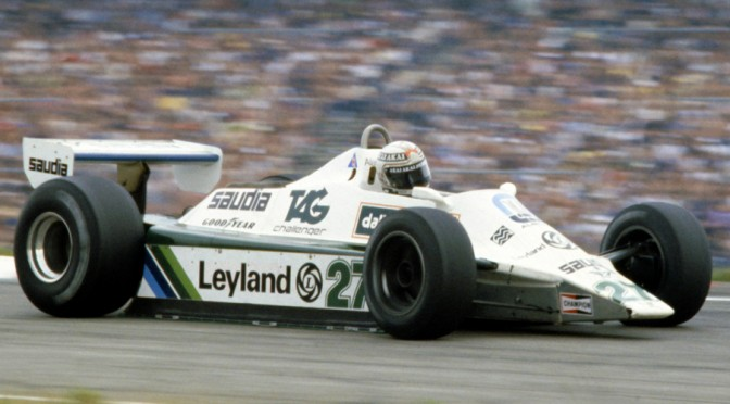 "<span class=""entry-title-primary"">Williams-Ford FW07B, 1980</span> <span class=""entry-subtitle"">Albilad-Williams Racing Team - Temporada 1980</span>"