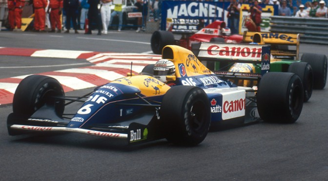 "<span class=""entry-title-primary"">Williams-Renault FW14B, 1992</span> <span class=""entry-subtitle"">Canon Williams Team - Temporada 1992</span>"