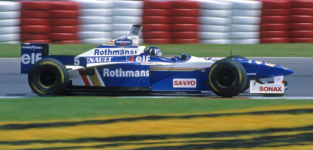 Williams FW18, Canadá 1996, Foto: LAT Photographic/Williams F1