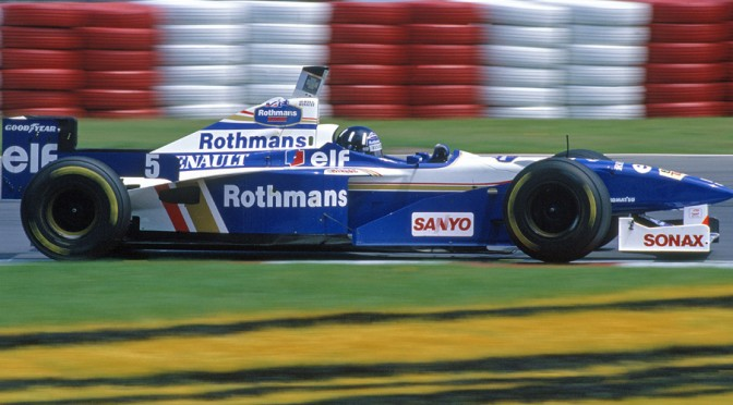 "<span class=""entry-title-primary"">Williams-Renault FW18, 1996</span> <span class=""entry-subtitle"">Rothmans Williams Renault - Temporada 1996</span>"