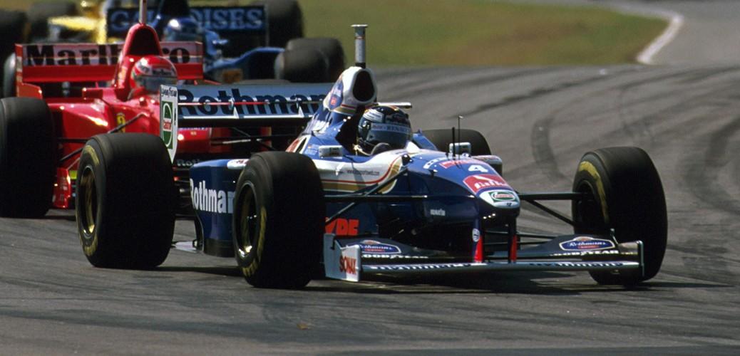 Williams-Renault FW19, Argentina 1997. Foto: LAT Photographic/Williams F1