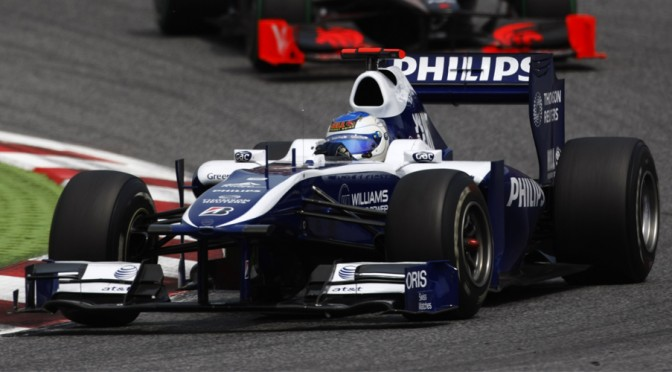 "<span class=""entry-title-primary"">Williams-Cosworth FW32, 2010</span> <span class=""entry-subtitle"">AT&T Williams - Temporada 2010</span>"