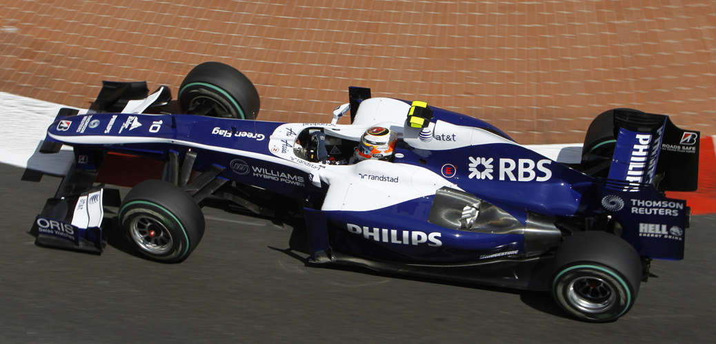 Williams FW32, Foto: Williams / Glenn Dunbar /LAT Photographic