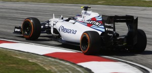 Williams-Mercedes FW37, Foto: Charles Coates/Williams
