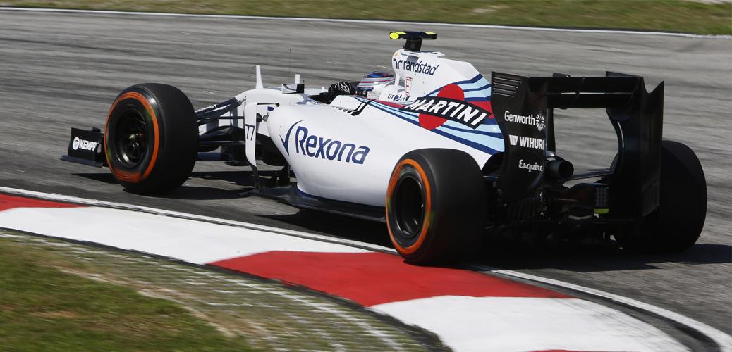 Williams-Mercedes FW37, Foto: Charles Coates/Williams