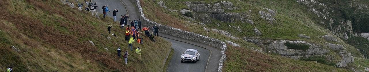 WRC 2013 Rally de Gran Bretaña, Foto: Red Bull