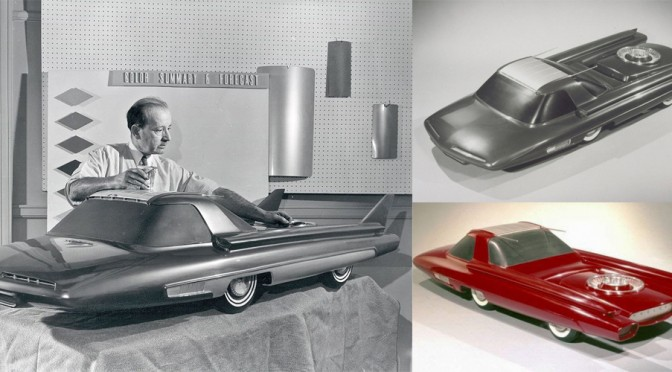 Ford Nucleon, 1957, Foto: Ford Motor Company