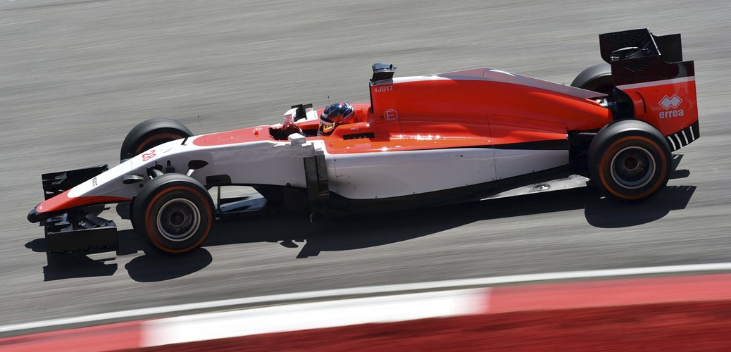 Manor-Marussia MR03, Will Stevens, Foto: Manor-Marussia