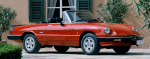 "Alfa Romeo Spider Serie 3 ""Aerodinamica"", 1983-1989"