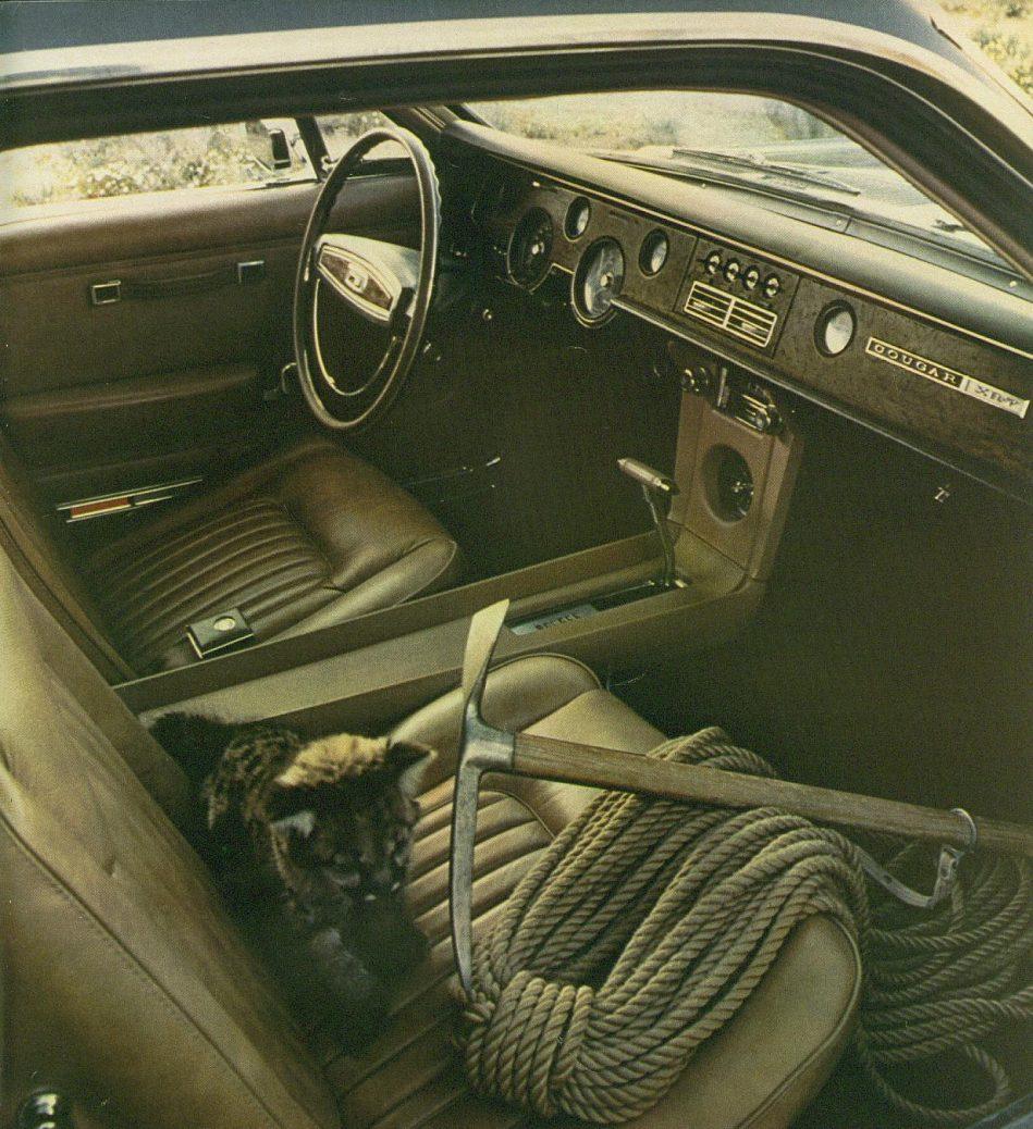 Foto: XR-7 68. Catálogo Gama 1968.