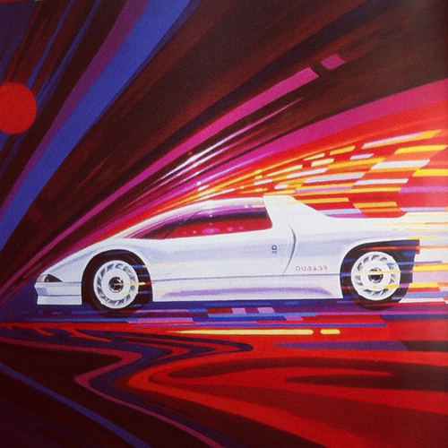 Fotografía promocional 1984
