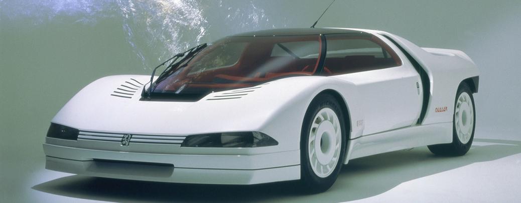 Peugeot Quasar, 1984. Foto: Automobiles Peugeot