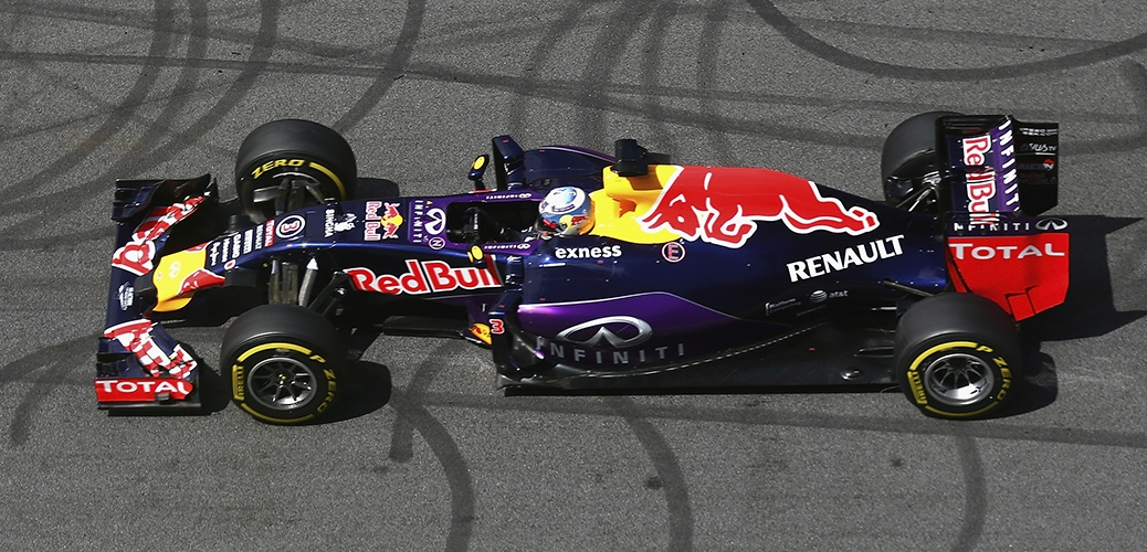 Red Bull-Renault RB11, Entrenamientos Gran Premio de Austria 2015. Foto: Red Bull