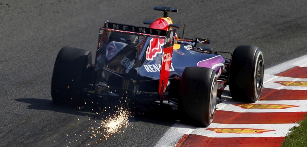 Red Bull-Renault RB11, Entrenamientos Gran Premio de Bélgica 2015. Foto: Red Bull