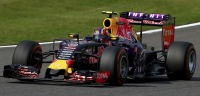 Red Bull-Renault RB11, Entrenamientos Gran Premio de Japón 2015. Foto: Red Bull