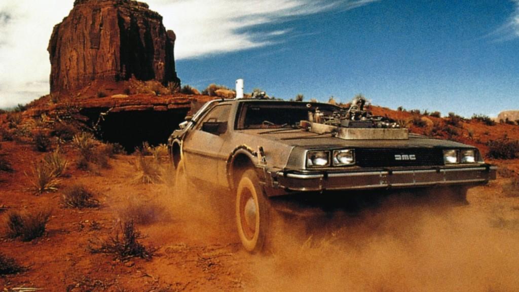 Fotograma Regreso al Futuro III, 1990