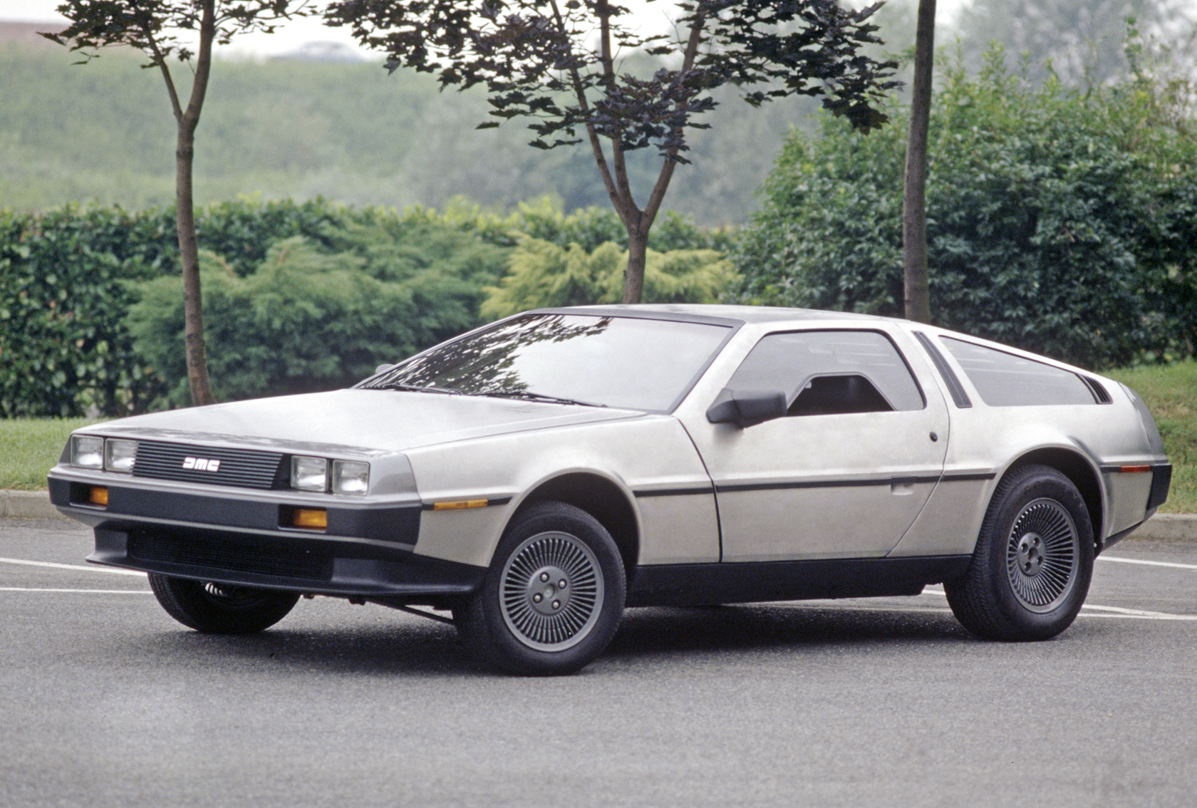 DeLorean DMC-12, Foto: Italdesign