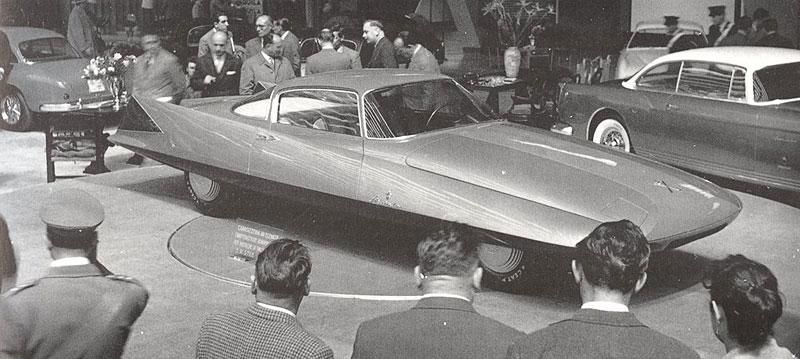 Ghia Gilda, 1955