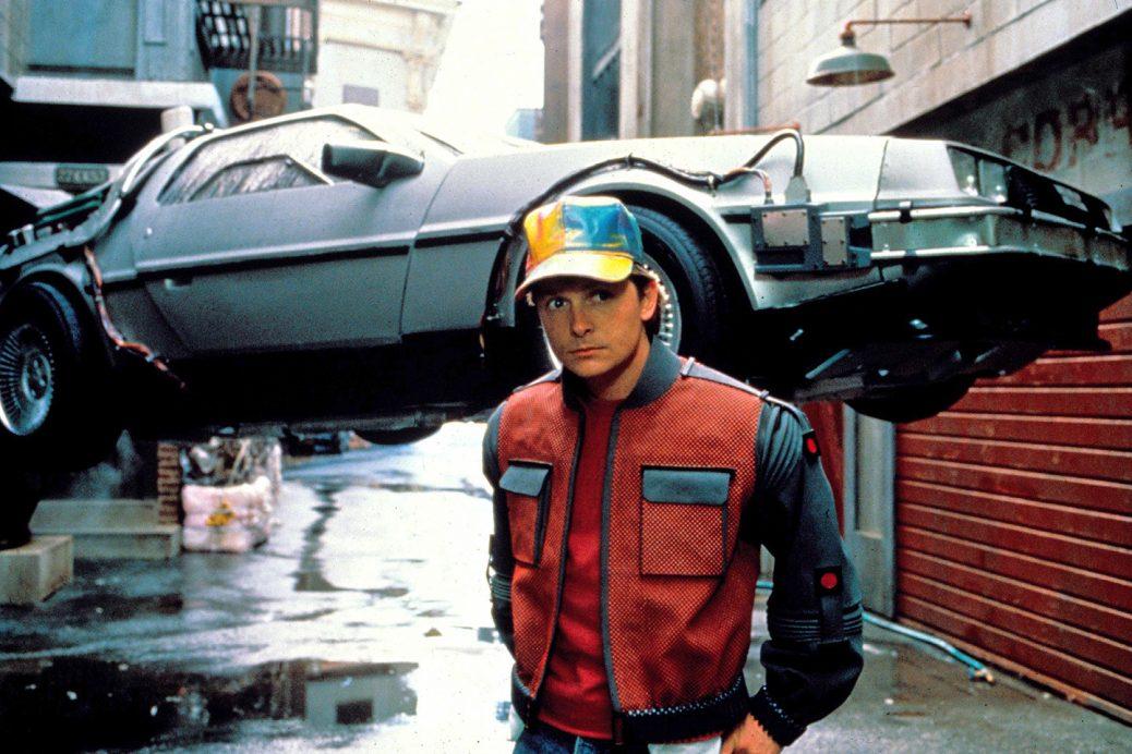 Fotograma Regreso al Futuro II, 1989