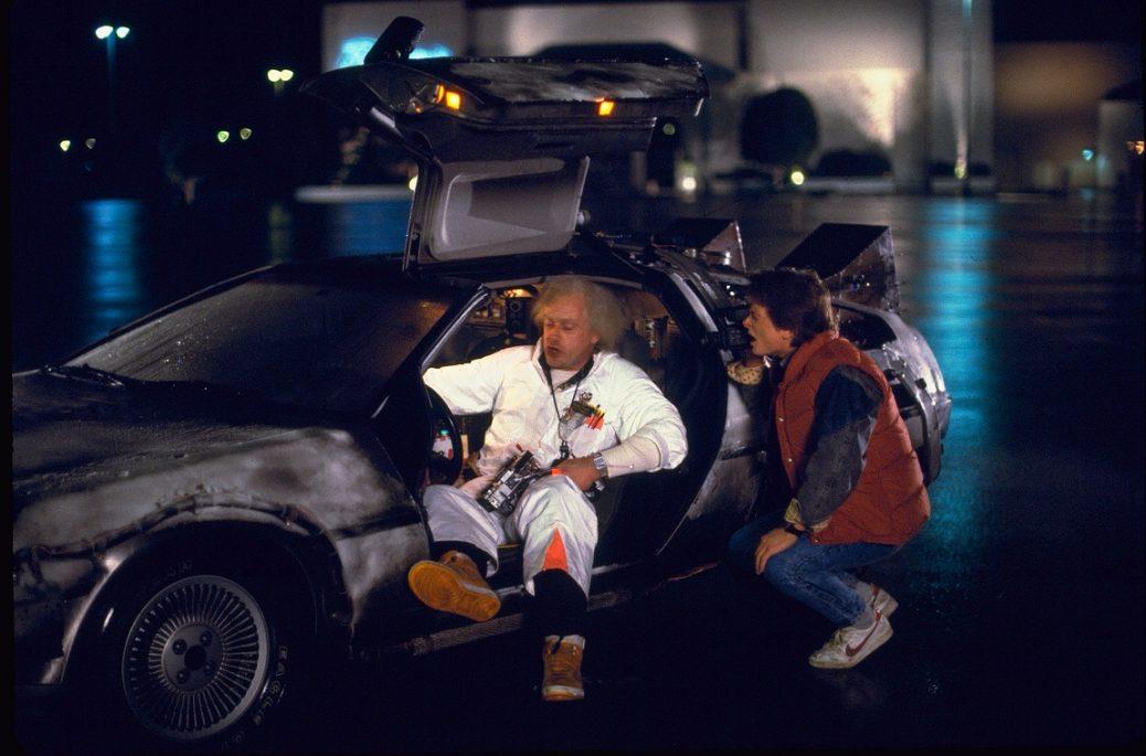 Fotograma Regreso al Futuro I, 1985