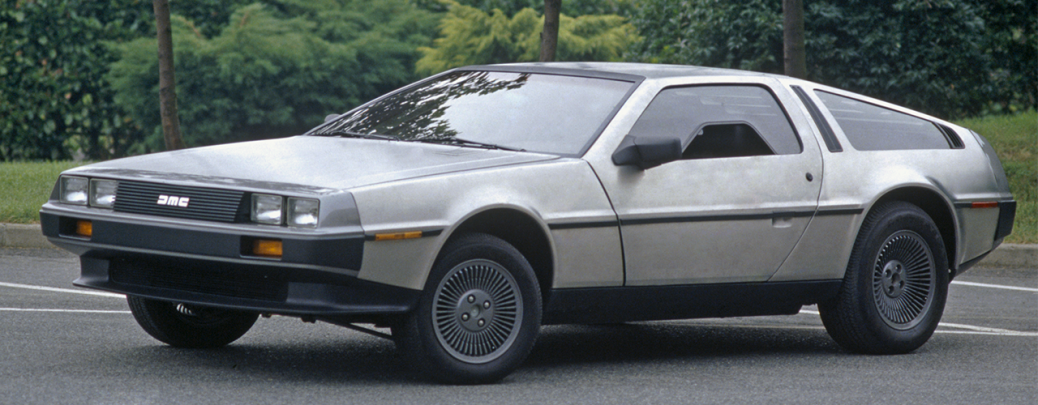 DeLorean DMC12, Foto: Italdesign