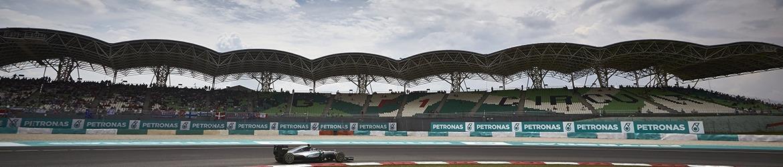 Circuito de Sepang, 2016, Mercedes GP