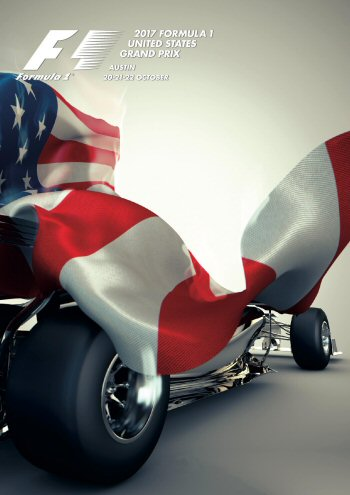 Póster Gran Premio de Estados Unidos 2017