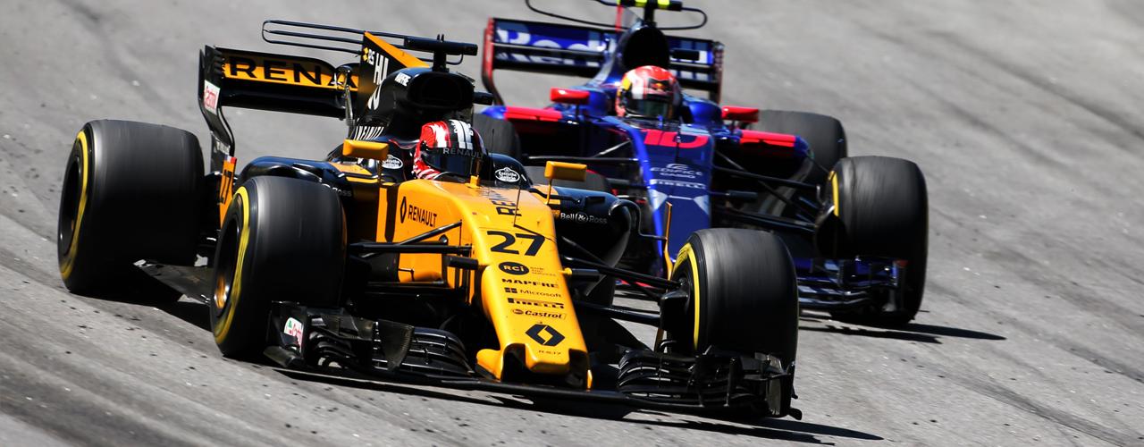 Hulkenberg, Brasil 2017, Foto: Renault