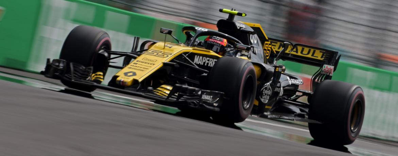 Renault RS18, Gran Premio de México 2018 - Foto: Renault