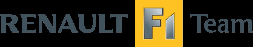 Logo equipo Renault de Fórmula 1