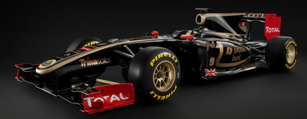 Renault R31, Foto: Lotus Renault GP